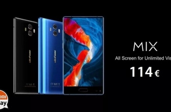 Offer - ULEfone Mix 4 / 64 Gb (20 band) to 114 € from EU warehouse