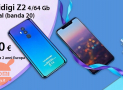 Offer - Umidigi Z2 4 / 64Gb Global Aurora (20 band) to 160 € and 6 / 128Gb PRO to 240 € 2 guarantee years Europe