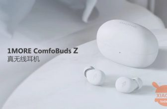 1MORE ComfoBuds Z presented at CES 2021: the sleep headphones with Bluetooth functionality
