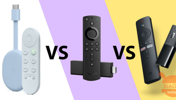 Comparación entre Xiaomi Mi TV Stick, Google Chromecast y Amazon Fire Tv Stick: ¿cuál es el mejor dispositivo de TV de 2020?