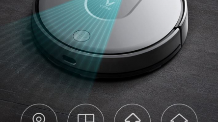 Discount Code - VIOMI V2 PRO Smart Robot Floor and vacuum cleaner for 313 € FREE shipping from EU warehouse