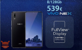 Discount Code - Live Nex 8 / 128Gb Global to 539 € with 2 years of Europe warranty and FREE Italy Express shipping