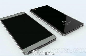 Xiaomi Mi5 Will Have Clear Touch? Who knows ...