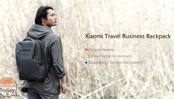 Offerta – Xiaomi 26L Travel Business Backpack water resistent a 42€