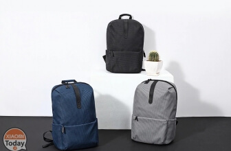 Discount Code - Xiaomi 20L Backpack to 11 € shipping and customs included