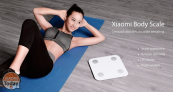 Offerta – Xiaomi Bluetooth 4.0 Smart Weight Scale White a 48€ garanzia 2 anni Europa