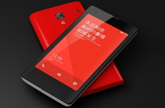 Xiaomi will launch the HongMi 1s with SoC Snapdragon