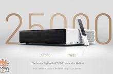 "Offer - Xiaomi 150 Laser Projector ""to 1432 € 2 Warranty Years Europe"