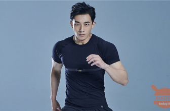 From Xiaomi here is the smart shirt for sportsmen with integrated ECG