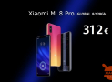 Kod rabatowy - Mi8 Pro Global Transparent 8 / 128Gb w 312 €