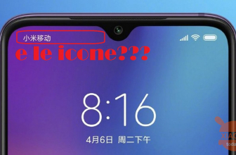 Notification icons next to the MIUI notch? It is now possible