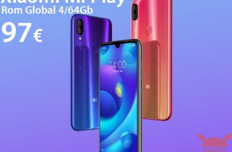 Код скидки - Xiaomi Mi Play Rom Global 4 / 64Gb на 97 €