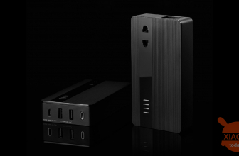 Xiaomi Mix Charger is the power bank that also functions as a mains charger