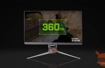 Xiaomi: gaming monitor with 240Hz and 360Hz coming in two months