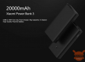 Discount Code - Xiaomi Power Bank 3 20000mAh USB-C Two-way 45W QC3.0 Fast Charge at 34 €