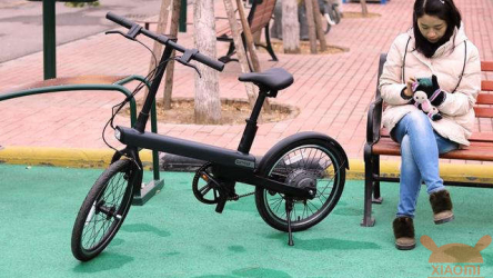 Xiaomi launches Qicycle Qiji: the new pedal assisted bike