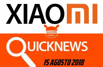 Xiaomi QuickNews: Je 3 Band NFC, ici, il est en quelques images en direct / Lady Bei est le spray à ultrasons pour les vrais dames Xiaomi / redmi Notes de 4 9.0 reçoit Pie Android (de non officielle)