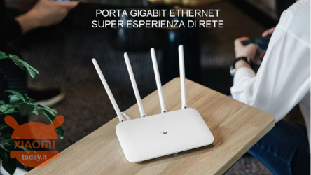 Discount Code - Xiaomi Mi Router 4 Dual Band 2.4G 5G Router 1167Mbps Gigabit at 32 €