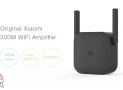 Discount Code - Xiaomi Pro 300M 2.4G WiFi Amplifier Black at 10 €