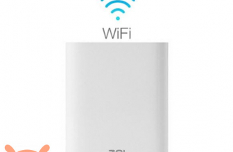 Offer - Xiaomi ZMI MF855 4G Portable Wireless Router / 7800mAh Power Bank to 53 €