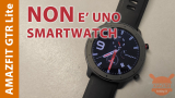 Amazfit GTR Lite review - Sportwatch yes, smartwatch also not ..