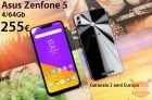 Offer - Asus ZENFONE 5 4 / 64 Gb Rom Global to 255 € Warranty 2 years Europe Shipping and Customs Included