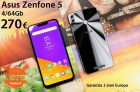 Code promotionnel - Asus ZENFONE 5 4 / 64 Gb Rom Global à 270 € Garantie 2 ans Europe Frais de port et douane inclus