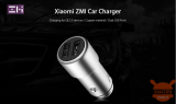 Offer - ZMI Xiaomi Car Charger Double USB Port Design 18W Fast Charge Edition to 12 € warranty 2 years Europe