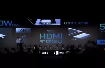 An HDMI port on a power bank? It is not a mistake, but the new innovation from ZMI